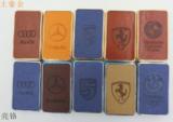 2014新款车标点烟器usb金属